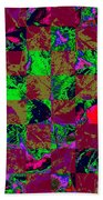 Autumn Solace Beach Towel