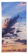 Autumn Sunrise 2 - Lyme Regis Beach Towel