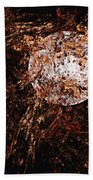 Autumn Wind 1 Beach Towel