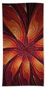 Autumnal Glory Beach Towel