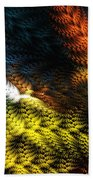Avian Dreams 2 Beach Towel