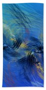 Avian Dreams 4 - Mating Rituals  Beach Towel