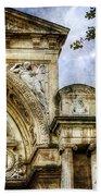 Avignon Opera House Muse 2 - Vintage Version Beach Towel