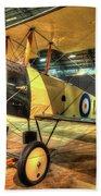 Avro 504k Beach Sheet