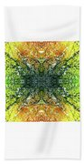 Awakened For Higher Perspective #1426 Beach Towel