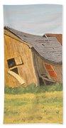 Award-winning Original Acrylic Painting - Now I Lay Me Down To Sleep Beach Towel