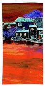 Away From Home Beach Towel