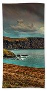 Away From Sun #g9 Beach Towel by Leif Sohlman
