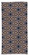 Awesome Mosaic Pattern Beach Towel