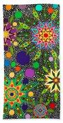 Ayahuasca Vision May 2015 Beach Towel
