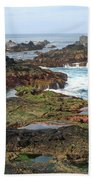 Azores Seascape Beach Towel