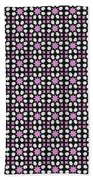 Azulejos Magic Pattern - 03 Beach Towel