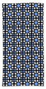 Azulejos Magic Pattern - 05 Beach Towel