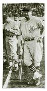 Babe Ruth All Stars Beach Sheet