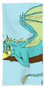 Baby Clarence Beach Towel