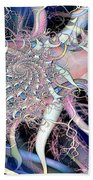 Baby Fractal 2 Beach Towel