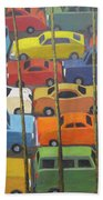 Back And Forth Beach Towel