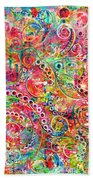 Back To The Beginning Beach Towel