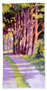 Backroad Canopy Beach Towel