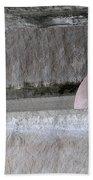 Bad Moon Rising Beach Towel