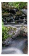 Badger Creek #2 Beach Towel