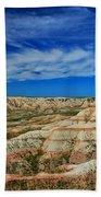 Badlands 12 Beach Towel