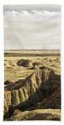 Badlands 2 Beach Towel