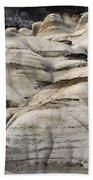 Badlands Drumheller Alberta Canada 2 Beach Towel