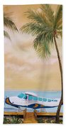 Bahama Bound Beach Towel