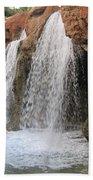 Bahama Waterfall Beach Towel