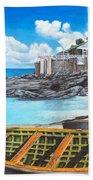 Baie Rouge Beach Sheet