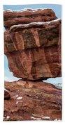 Balanced Rock Beach Towel