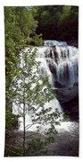 Bald River Falls Beach Towel