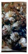 Ballerina Bouquet Beach Towel