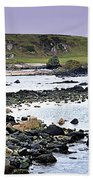 Ballintoy Cottage Beach Towel