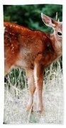 Bambi Beach Towel