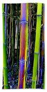 Bamboo Dreams #13 Beach Towel