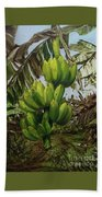 Banana Tree Beach Towel