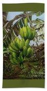 Banana Tree Beach Sheet