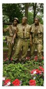 Band Of Brothers Beach Towel