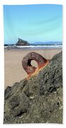 Bandon 34 Beach Towel