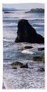 Bandon Beach 2 Beach Towel