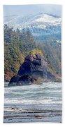 Bandon Oregon Beach Towel