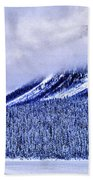 Banff National Park, Calgary Beach Towel