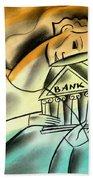 Banking Beach Sheet