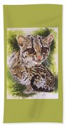 Bantam Beach Towel