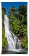 Banyumala Waterfall Beach Towel