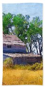 Barber Homestead Beach Towel