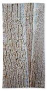 Bark, Moringa Tree Beach Towel
