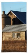 Barn At 57 And Q Beach Towel
